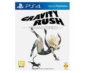 PS4 Gravity Rush Remastered