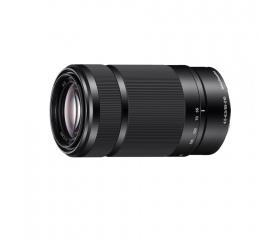 Sony E 55-210 mm F4,5-6,3 OSS fekete