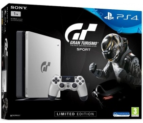 Playstation 4 Slim 1 TB Gran Turismo Sport Limited
