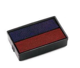COLOP Bélyegző cserepárna 2 db/bliszter, piros/kék