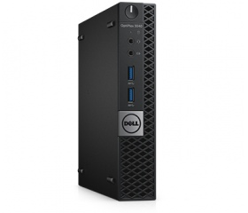 Dell Optiplex 3046 Micro i3-6100T 4GB 128G SSD