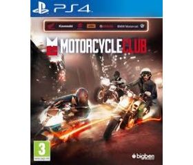 PS4 Motorcycle