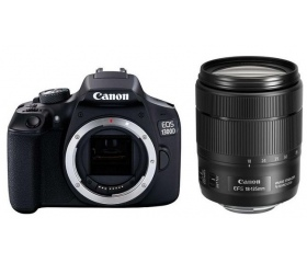 Canon EOS 1300D + EF-S 18-135mm f/3.5-5.6 IS kit