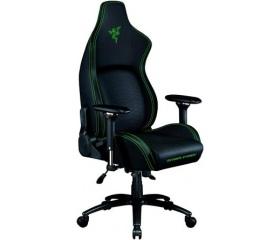 Razer Iskur fekete-zöld