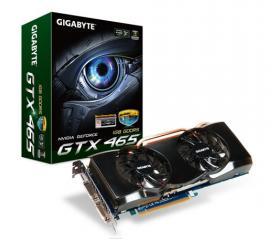 Gigabyte GV-N465UD-1GI GeForce GTX465 1GB GDDR5