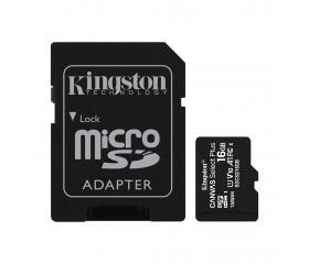 Kingston micro SDHC 16GB Canvas Select Plus