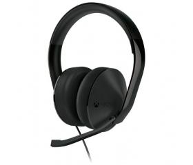 Microsoft Xbox sztereó mikrofonos fejhallgató
