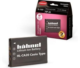 Hahnel HL-CA20 (Casio NP-20 730mAh)