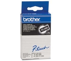 Brother P-touch TC-395 laminált szalag