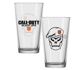 "Call of Duty: Black Ops 4 - ""Skull"" pintes pohár"