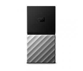 "WD My Passport SSD 256GB 1,8"" Fekete/Ezüst"