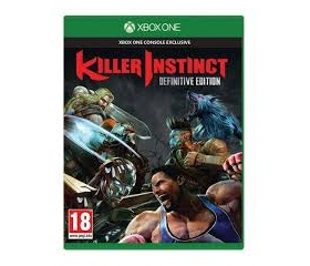 Xbox One Killer Instinct Definitive Edition