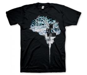 "The Evil Within ""Brain Negative"" póló M"