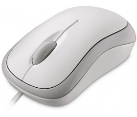 Microsoft Basic Optical Mouse fehér