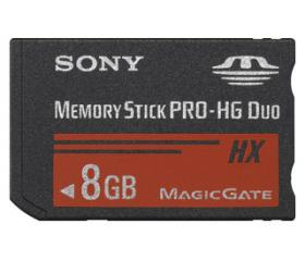 Sony Memory Stick Pro Duo HG 8GB (MSHX8B)