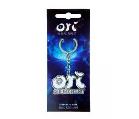 "Keychain Ori and the Blind Forest ""Logo"""