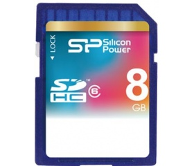 Silicon Power SD 8GB