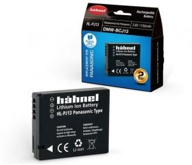 Hahnel HL-PJ13 (Panasonic DMC-BCJ13 1100mAh)