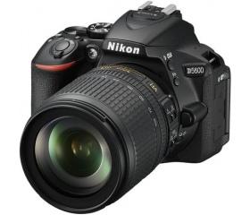 Nikon D5600 AF-S 18-105 VR szett