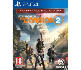Tom Clancy's The Division 2 Washington D.C. PS4