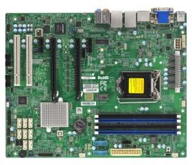 Supermicro X11SAE-F-O szerver alaplap