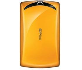 Silicon Power Stream S10 500GB USB3.0 Narancs