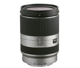 Tamron 18-200mm f/3.5-6.3 Di III VC (EOS M) fekete