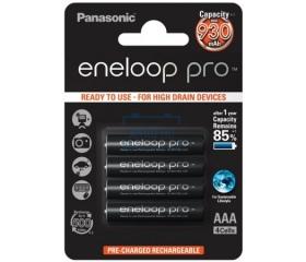Eneloop Pro 4db AAA 930mAh
