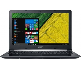 Acer Aspire 5 A515-51G-52VN fekete