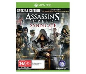 Xbox One Assassin s Creed Syndic.