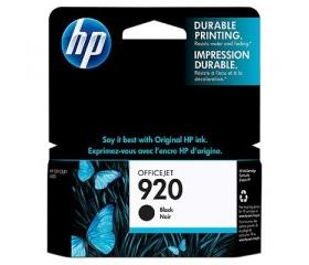 HP 920 fekete