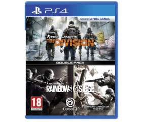 PS4 Tom Clancy´s Rainbow Six Siege + The Division