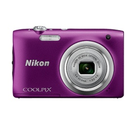 Nikon COOLPIX A100 Lila