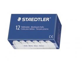 Staedtler Táblakréta, szögletes, 12 db fehér