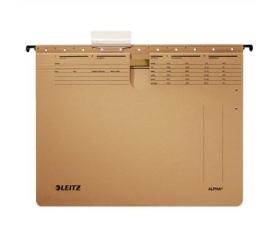 """Leitz """"Alpha Függőmappa, gyorsfűzős, karton, A4"""