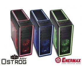 Enermax Ostrog Advance kék