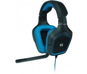 Logitech G430 Surround Sound Gaming Headset - 981-000537 ... 4db0861a70