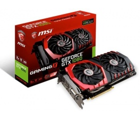 MSI GeForce GTX 1080 GAMING X 8G