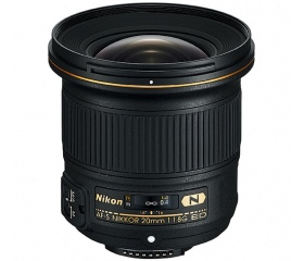 Nikon 20mm f/1.8 G AF-S objektív