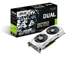 Asus DUAL-GTX1070-8G 8GB DDR5