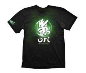 "Ori T-Shirt ""Green Ori & Icon"", S"