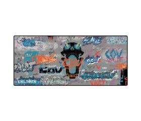 """Borderlands 3 Mousepad """"Graffiti"""""""