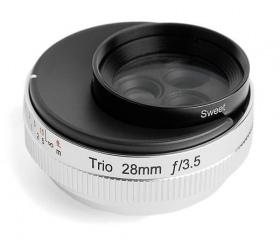 Lensbaby Trio 28 Fujifilm X