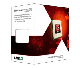 AMD FX-6100 Black Edition dobozos
