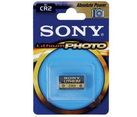 Sony CR2 elem