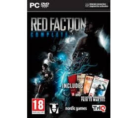 PC Red Faction Complete