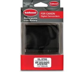 Hahnel HL-970G (Canon BP-950G/BP-970G 7800mAh)