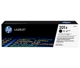 HP 201X nagy kapacitású fekete