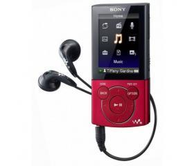 Sony NWZ-E444R Piros