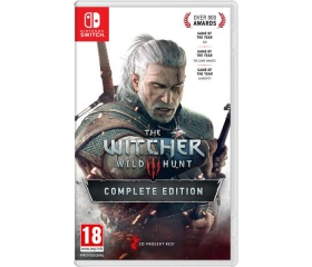 NSW The Witcher 3: Wild Hunt Complete Edition